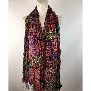 Sonoma Abstract Art Scarf
